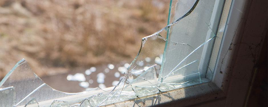 Glasschade Groningen