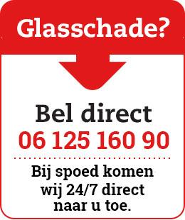 Glasschade? Bel 06-12516090
